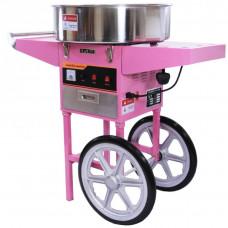 Аппарат для сахарной ваты Starfood ET-MF-05 (720 мм) с тележкой