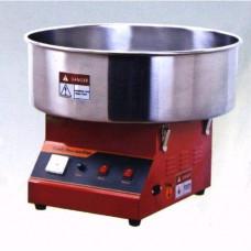 Аппарат для сахарной ваты Starfood (520 мм) красный