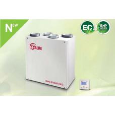 Супер Компактная приточно-вытяжная установка Salda RIRS  300 VE EKO