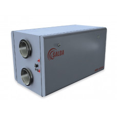 Компактная приточно-вытяжная установка Salda RIRS 400 HW 3.0